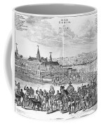 Africa: Benin City, 1686 Coffee Mug