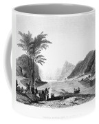 Africa: Cape Of Good Hope Coffee Mug