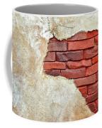 Africa In Bricks Coffee Mug