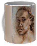African American 2 Coffee Mug by Xueling Zou