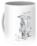 African Rural Woman Coffee Mug