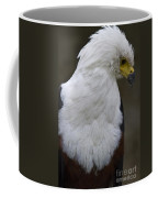 African Sea Eagle 5 Coffee Mug by Heiko Koehrer-Wagner