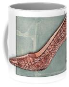 After A While Crocodile Pumps Coffee Mug