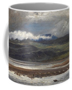 After Rain Coffee Mug by Henry Moore