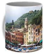 Afternoon In Portofino Coffee Mug