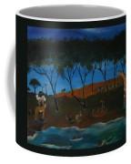 Afternoon In The Serengeti Coffee Mug