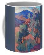 Afternoon Light - Santa Rosa Mountains Coffee Mug
