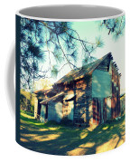 Afternoon Light On Barn Coffee Mug