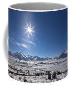 Afternoon Sun Along The Dempster Coffee Mug
