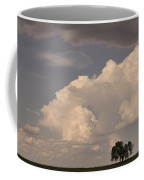 Afternoon Thunderstorm Building East Boulder County Co Plains Coffee Mug