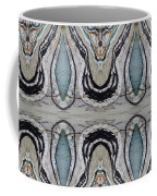 Agate-38e Border Tiled Coffee Mug
