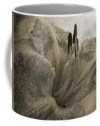 Aged Daylily Coffee Mug
