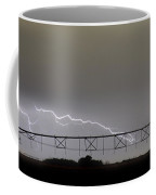 Agricultural Irrigation Lightning Bolts Coffee Mug by James BO  Insogna