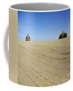 Agricultural Landscape. Limagne. France Coffee Mug