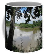 Agusan River Near Ja Pao Coffee Mug