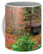 Ahwahnee Cabin Light Coffee Mug