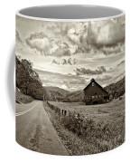 Ah...west Virginia Sepia Coffee Mug