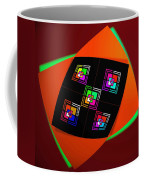 Ai Bow Tie Coffee Mug