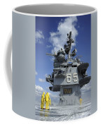 Air Department Sailors Test Coffee Mug by Stocktrek Images