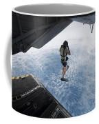 Air Force Pararescueman Jumps Coffee Mug