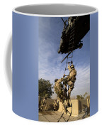 Air Force Pararescuemen Are Extracted Coffee Mug