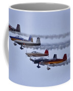 Air Show Flyover Coffee Mug