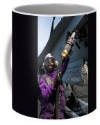 Airman Fuels An Fa-18c Hornet Coffee Mug