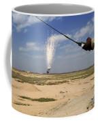 Airmen Conduct A Controlled Detonation Coffee Mug
