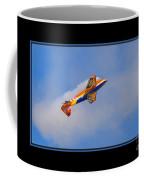 Airplane In Flight Coffee Mug
