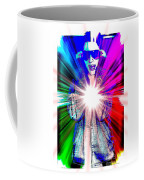 Ajay In Abstract Coffee Mug