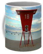 Ala Moana Lifeguard Station Coffee Mug