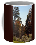 Alabama Mountainside October 2012 Coffee Mug