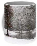 Alabama Winter Wonderland Coffee Mug