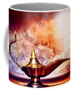 Aladdin Lamp Coffee Mug
