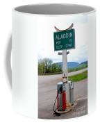 Aladdin Wyoming Coffee Mug by Susanne Van Hulst