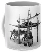 Alaska: Eskimo Storage Coffee Mug