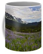 Alaska Lupine Coffee Mug