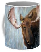 Alaskan Bull Moose Coffee Mug