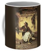 Albanian Sentinel Resting Coffee Mug