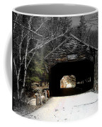 Albany Covered Bridge  Coffee Mug