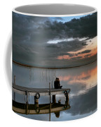 Albufera. Couple. Valencia. Spain Coffee Mug