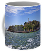 Alcatraz Island San Francisco Coffee Mug