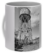 Alcatraz Penitentiary Water Tower Coffee Mug