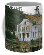 Alcatraz Skeleton Coffee Mug
