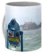 Alcatraz View Coffee Mug