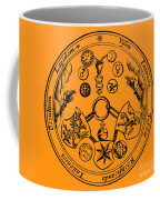 Alchemical Symbols, 1670 Coffee Mug