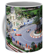 Alesi Spin At Loews Hairpin Coffee Mug
