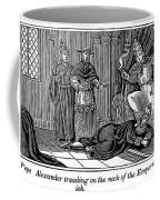 Alexander IIi (d. 1181) Coffee Mug by Granger