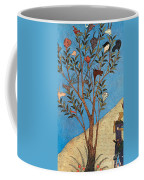 Alexander The Great At The Oracular Tree Coffee Mug by Photo Researchers