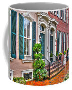 Alexandria Row Houses Coffee Mug